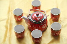 Service thé chinois-Chinese tea set-Juego té chino-Servizio Te Cinese-Tee-Set-5