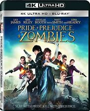 Pride and Prejudice and Zombies (4K Ultra HD)(UHD)(Atmos)