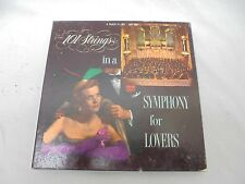 SYMPHONY FOR LOVERS / 101 STRINGS REEL TO REEL TAPE