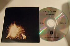 WOLF ALICE - YOU'RE A GERM - RARE 2 TRK PROMO CD