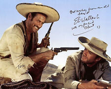 Eli Wallach - Tuco - The Good, the Bad and the Ugly - Signed Autograph REPRINT