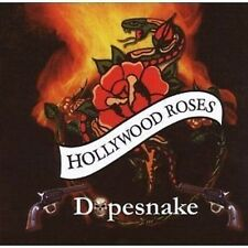 Hollywood Roses Dopesnake CD NEW SEALED 2007 Mick Taylor/Tracii Guns/Pat Travers