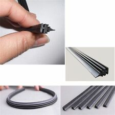 "2x 26"" 6mm Cut to Size Universal Van Car Replacement Rubber Wiper Blade Refillne"