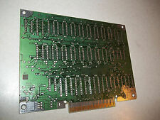 TI-99/4A TI99 RAW Unpopulated 32k MEMORY Card PHP1260 Peripheral Expansion PCB