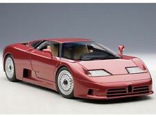 1:18 AutoArt - Bugatti EB110 GT - Dark Red NEW IN BOX