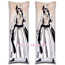 Bleach Dakimakura Ulquiorra Cifer Anime Hugging Body Pillow Case Cover 02