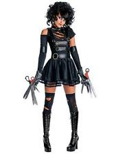 New Woman's Sexy Edward ScissorHands Halloween Costume Cosplay Fancy Dress
