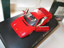 Ferrari 348 tb 348tb Coupe in rot rosso rouge red, Detail Cars in 1:43 boxed!