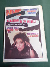 NME - MUSIC MAG  - MARTIN FRY -ABC-22 OCT 1983