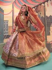 Collecteur/Collector Barbie INDIA wedding Fantasy special Edition NRFB