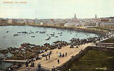 BANGOR CO. DOWN IRELAND VALENTINES IRISH POSTCARD No. 55739 POSTED AUGUST 1936
