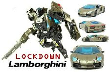 Transformers Hasbro Movies 4 Age of Extinction AOE Deluxe Lamborghini Lockdown