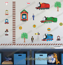Thomas the Tank Engine Children Wall Stickers Art Decal Boy Girl Kids Room Decor