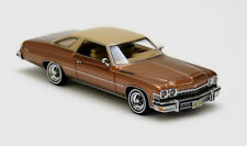 wonderful modelcar BUICK LE SABRE HT-COUPE 1974 - brownmetallic/beige - 1/43 -