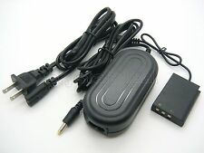 AC Adapter Supply For Fujifilm FinePix F30 F31fd Real 3D W1 X100 X100LE X100S
