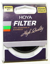 Hoya 55 mm R72 Infrared Filter BRAND NEW! SAME DAY FREE SHIPPING FROM U.S.