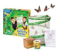 BUTTERFLY GARDEN with 5 CATERPILLARS Insect Lore Education | FREE Fast Delivery!
