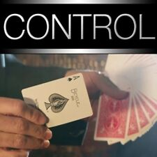 CONTROL DVD BY KRIS NEVLING & MAGIC MAKERS 13 CONTROLS MAGIC CARD MOVES TRICKS