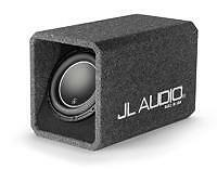 JL Audio HO110-W6v3 Single 10W6v3 H.O. Wedge, Ported, 2Ω Sub Box