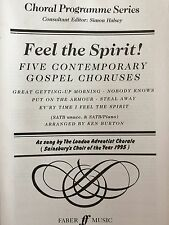Ken Burton - Feel the Spirit! - Choral Programme Series