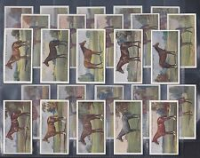FAULKNER, PROMINENT RACEHORSES OF THE PRESENT DAY, SERIES OF 25 ISSUED IN 1923.