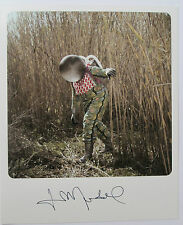 CRISTINA DE MIDDEL - AFRONAUTS SIGNED PRINT & PUBLICATION - 1 OF 300!