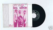 45 RPM SP JUKE BOX THE SILKIE BORN TO BE WITH YOU (1966)