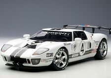 2005 FORD GT LM RACE CAR SPEC II 1:18 Scale AUTOart #80515 BRAND NEW RE-RELEASE