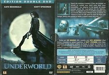 UNDERWORLD avec KATE BECKINSALE ( EDITION COLLECTOR 2 DVD )