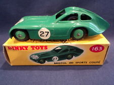 Dinky 1950's Bristol 450 Sports Coupe No:163 N/MINT
