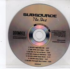 (DS413) Subsource, The Ides - 2009 DJ CD
