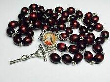 St Teresa of Avila cherry relic rosary patron of bodily ills headaches sickness