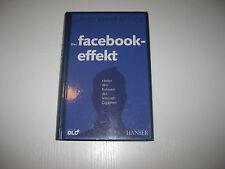 Der Facebook-Effekt von David Kirkpatrick (2011, Gebundene Ausgabe)