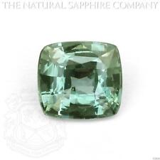 Natural Untreated Blue Green Sapphire, 5.38ct. (U2834)