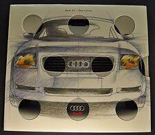 1999 Audi TT Catalog Sales Brochure Excellent Original 99