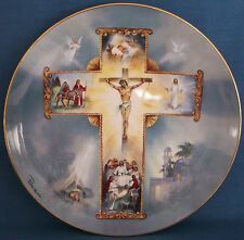ROYAL DOULTON LIFE OF CHRIST ANTONIO BARZONI LIMITED EDITION COLLECTORS PLATE
