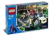 Lego Spider-Man 4854 Doc Ock's Bank Robbery New Sealed