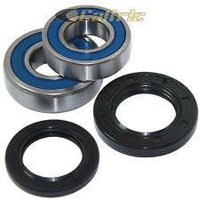 Rear Wheel Ball Bearings & Seals Kit Fits YAMAHA WR250R 2008-2015