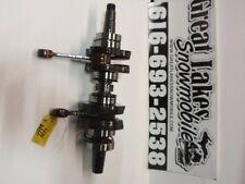 Ski Doo 500 Rotax 494 L/C Twin Snowmobile Engine Crankshaft Formula Z MXZ