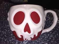 Disney Store exclusive Snow White Poison Apple Ceramic Mug