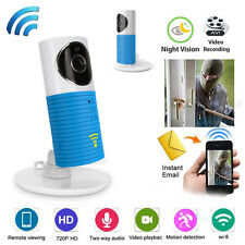Cool WiFi Night Vision HD P2P Video for Kid Pet Home Safe Surveillance Camera DB