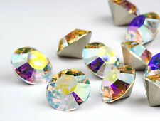 G001AB Genuine Swarovski 001 AB (SS10) 2.70-2.80mm 1440 Pcs 1028 Xilion Chaton