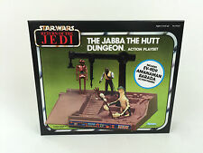 replacement vintage star wars return of the jedi jabba dungeon playset green box