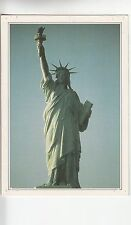 BF17840 new york the statue pf liberty USA front/back image