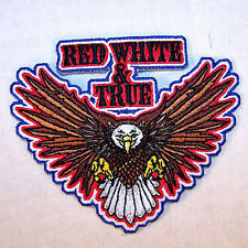 AMERICAN EAGLE PATCHES P382 bulk patch biker wear shirt iron on sew embrodieried