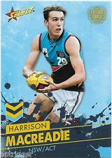 2016 Future Force Base Card (10) Harrison MACREADIE Carlton