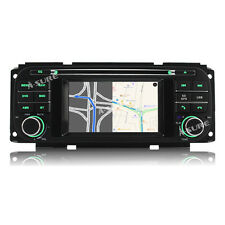 Grand Cherokee DVD GPS Autoradio Navigation RDS Nav für JEEP CHRYSLER DODGE
