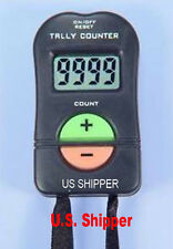 Tally Counter Electronic NEW Counts Up or Down. SAME DAY SHIPPING