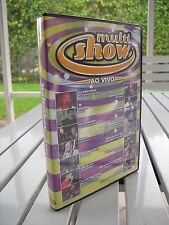 Multishow Ao Vivo (Ntsc/Rc-0) [IMPORT] by Various Artists (May-2001, Som Livre)