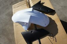 Mutazu Front Fender & Covers For Kawasaki ZX10R ZX 10R  2004-2005, ship from US